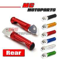 CNC MPRO Rear Foot Pegs For Ducati 899 1199 1299 Panigale S/R