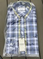 THOMAS PINK Classic Fit Casual Collection Shirt. Collar 14.5-15. RRP £180