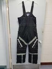 286770205 Medium Polaris New OEM Mens Pro Jacket Tall Black//Red