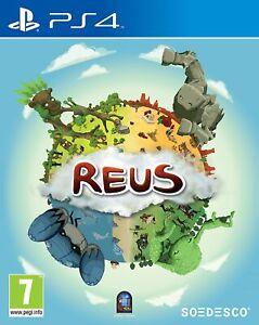 Reus | PlayStation 4 PS4 New