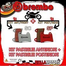 PASTIGLIE FRENO BREMBO ANTERIORE CAGIVA 125 MITO EV 94 /> 03  07BB1507