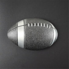Boucle De Ceinture En Forme De Ballon De Rugby-Sport-Biker-Fan De