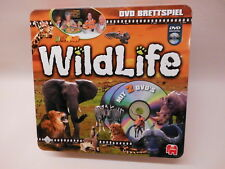 JUMBO - WILDLIFE DVD BRETTSPIEL