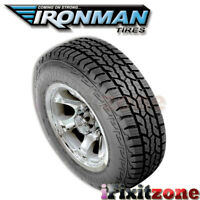 1 Ironman All Country A/T LT245/75R16 10-Ply All Terrain Any-Weather Truck Tires