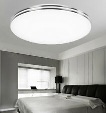Round LED Ceiling Lights 18W Flush Ceiling Light Bathroom Kitchen Bedroom Lights
