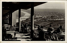 Wien Österreich Austria 1939 Kahlenbergterrasse Kahlenberg Terrasse Restaurant