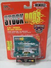 RARE RACING CHAMPIONS STOCK RODS #115 1/64 KEN SCHRADER 1969 CAMARO 1998 DIECAST