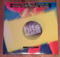 Various – The Hits Album 2× Vinyl LP Comp Stereo 33rpm 1988 CBS – HITS 9
