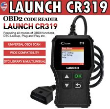 Car Diagnostic Tool Scanner OBD2 Engine Fault Code Reader for Ford Subaru Jaguar