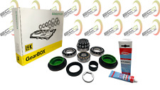 *GENUINE* BMW 1 3 SERIES TYPE 168 REAR DIFF DIFFERENTIAL BEARINGS SEALS KIT