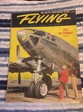 Flying Magazine September 1948 Jets In Combat EX No ML 120716jhe