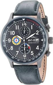 AVI-8 Men's Analog Quartz Watch AV-4011-01