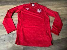 "England 2012-2013 Goalkeeper Football Shirt- Umbro- Size 40""- 3 Lions/ Euro 2020"