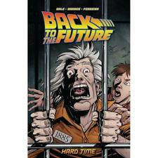 Back to The Future TP Vol 04 Hard Time Bagged Trade Paperback
