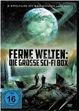 Ferne Welten: Die große Sci-Fi Box (DVD) Film - NEU & OVP