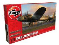 AIRFIX® 1:72 AVRO LANCASTER BOMBER B.III WW2 AIRCRAFT RAF MODEL KIT A08013A