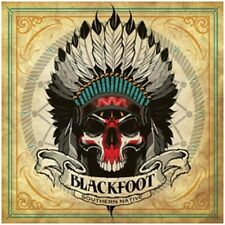 Blackfoot - Southern Native - New CD Album