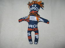 Dammit Doll  Denver Broncos Football - fun stress relief  made in the USA