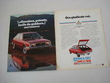 advertising Pubblicità 1976 SIMCA 1307/1308