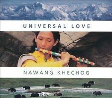NEW Universal Love (Audio CD)