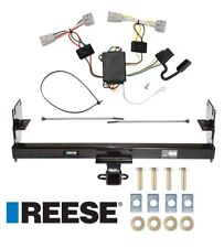 Reese Trailer Tow Hitch For 05-15 Toyota Tacoma Except X-Runner Wiring Harness
