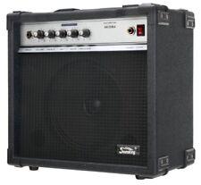 Amplificateurs combos (avec haut-parleur) basses a transistors pour guitare, basse et accessoire