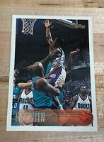 1996-97 Topps Ray Allen Rookie #217 Milwaukee Bucks RC NrMt-Mt 🏀