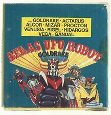 ATLAS UFO ROBOT: BOZO ROBOT (Goldrake) SUPER 8 COLORE SONORO