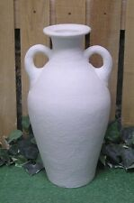 Roman Greek Urn Vase Water Fountain Latex Fiberglass Production Mold Concrete