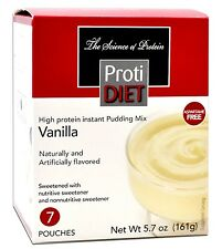 ProtiDiet - Vanilla High Protein Pudding