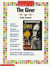 Literature Guide: The Giver (Grades 4-8)