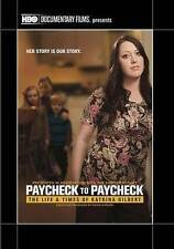 Paycheck to Paycheck: The Life and Times of Katrina (DVD, 2014)