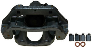 Disc Brake Caliper-Non-Coated Loaded with Ceramic Pads Rear Left 18R12346 Reman