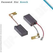 Escobillas carbones motorkohlen para Bosch 11 264 EVs 6,3x12,5mm 1617014144