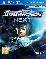 Playstation vita jeu Dynasty warriors NEXT Nouveau & OVP