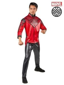 Shang-Chi And The Legend Of The Ten Rings Shang-Chi Deluxe Adult Costume Rubies