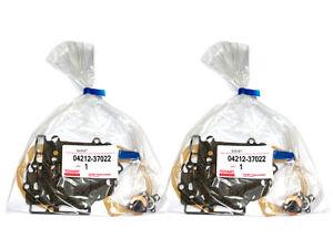 Kit Vergaserdichtungssatz 04212-37022 Toyota Celica Ta 22 23 Ra 28 40 63 TE71 Gt