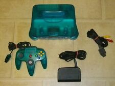 Nintendo 64 komplett mit Controller N64 türkis transparent TOP Zustand