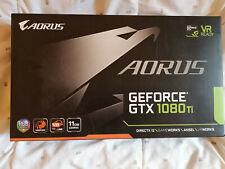Carte Graphique GIGABYTE AORUS GeForce GTX 1080 Ti 11G