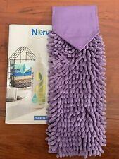 Norwex chenille hand towel