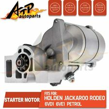 1998-2005 FOR HOLDEN RODEO TF RA V6 PETROL 3.2L (6VD1) 3.5L (6VE1) STARTER MOTOR