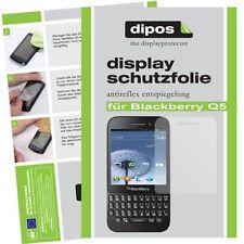 Blackberry Q5 Protector de Pantalla protectores mate
