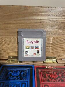 Tamagotchi Gameboy Original
