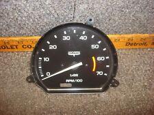 CHEVROLET CHEVY CORVETTE VETTE 1978 1979 L-82 TACH TACHOMETER 6000 RPM NOS