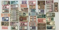 51 x Mixed Banknote Collection - ASIA. (3660)