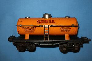 Lionel #2654 O-Gauge Shell Tank Car