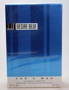 Dunhill Desire Blue for a Man 200 ml Shower Gel Breeze Neu in Folie