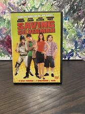 Saving Silverman (Dvd, 2001, Pg-13 Theatrical Version) W/insert