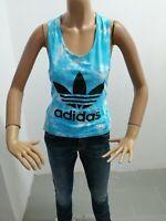 Maglia ADIDAS Donna T-shirt Woman Polo Femme Giromanica Taglia size XL  8103