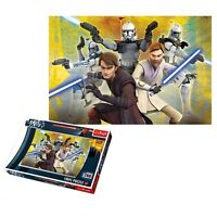 Star Wars Clone Wars Puzzle 260 Teile von Trefl Maße 60 x 40 cm NEU